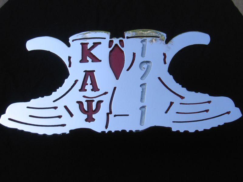 Kappa Alpha Psi Brand Kappa Alpha Psi 1911 Boot